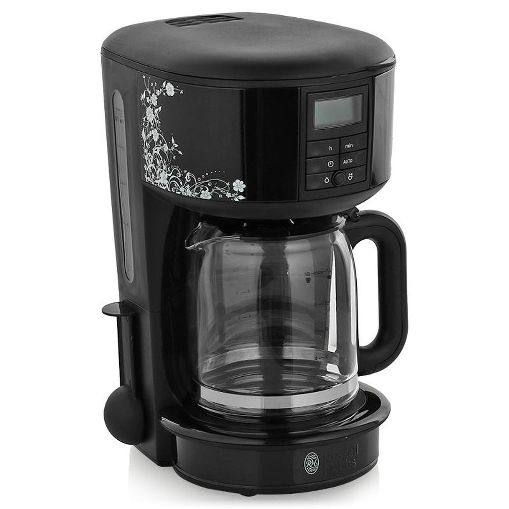Coffee Maker Russell Hobbs 21991-56 Drip Coffee maker kitchen automatic Coffee machine drip espresso Coffee Machines Drip Coffee maker Electric coffee graphic oil proof sticker