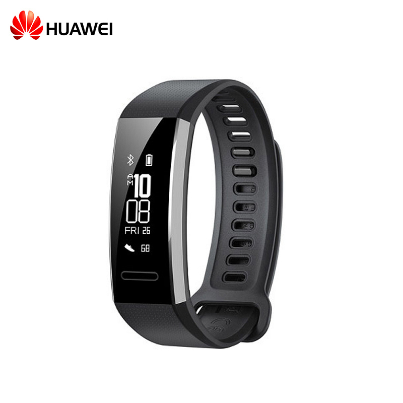 Wearable smart bracelet HUAWEI Band 2 Pro 2017 new watch band replacement leather watch bracelet strap band for huawei watch 2 drop shipping 0329