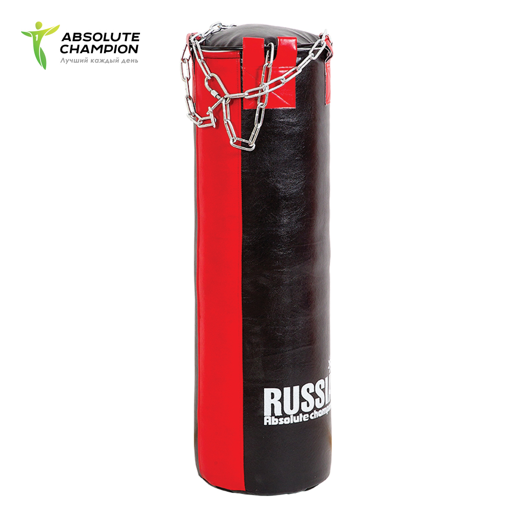 Punching bag Profi 90kg for boxing (without the filling) Absolute Champion sand bag profi fit 20 кг