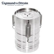 Zigmund & Shtain HM-100 Ветчинница, Пресс-форма для прессования и термообработки пищевых продуктов, Широкий спектр применения: варим в кастрюле, запекаем в духовке, готовим в мультиварке/аэрогриле/ медленноварке