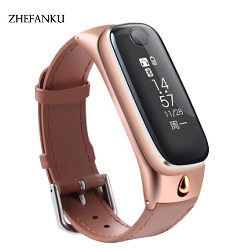 ZHEFANKU Smart Watch Reloj Inteligente 1:1 Bluetooth SmartWatch for Phone IOS Android LED Sports Watch
