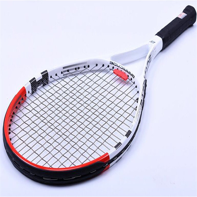 Professional Badminton Rackets Carbon High Quality Guang Yu Badminton Sports Racquet Sports Single Racket 40-50lbs 4 Colors