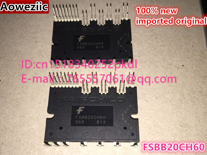 100% new imported original  FSBB20CH60 FSBB20CH60F 20A600V SPM-27 PPM conversion module new original conversion head b8241 0