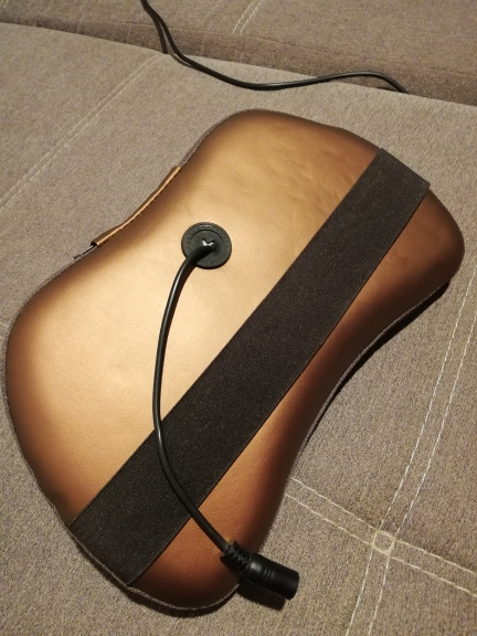 Portable Electric Infrared Neck Body Massage Pillow