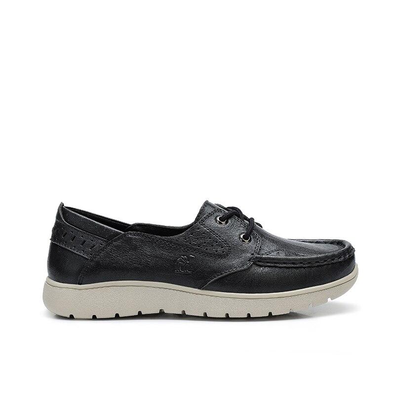 CAMEL kobiet buty wiosna lato nowe oryginalne skórzane lekkie wygodne damskie miękkie podeszwa MD buty damskie w Damskie buty typu flats od Buty na  Grupa 3