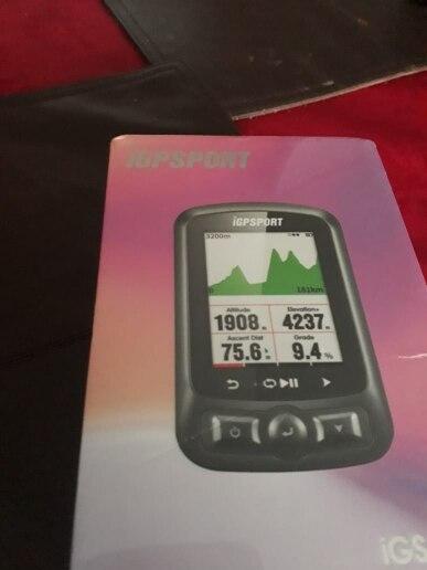 IGPSPORT ANT+ GPS IGS618 Bike Bluetooth Wireless Stopwatch Speedometer Waterproof IPX7 Cycling Bicycle Speedometer Computer