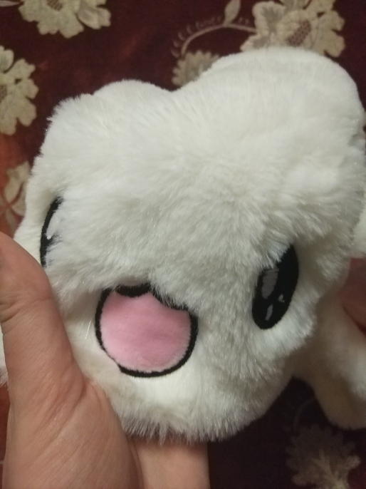 Authentic Moving Flappy Ears Plush Cap photo review