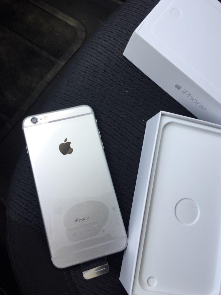 Разблокированный оригинальный Смартфон Apple iPhone 6 plus 16/64/128 ГБ Встроенная память 1 ГБ Оперативная память IOS Dual Core 8MP/Pixel 4G LTE использовать мобильный телефон