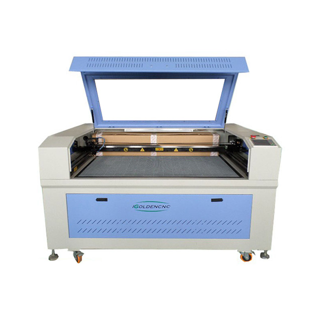 Jinan 6090 CO2 CNC <font><b>laser</b></font> engraving and cutting machine for non-metal processing image