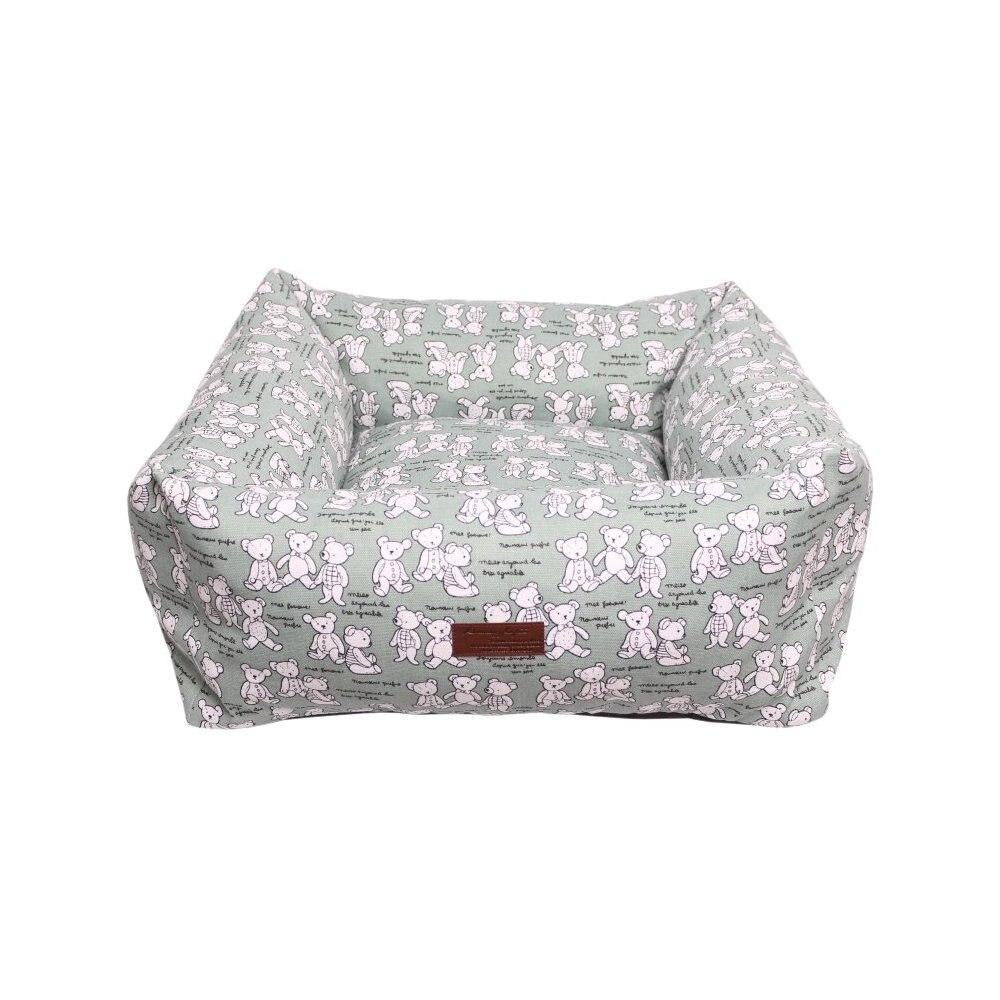 цена Lion bed Michel LM116-8 S (40x40 cm) онлайн в 2017 году