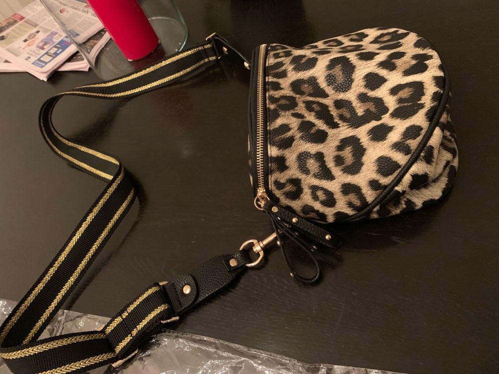 2019 Nieuwe handtassen riem gestreepte punt ontwerp nationale gesp canvas tas bandjes nieuwe trendy eenvoudig te houden schouderbanden qn385 photo review