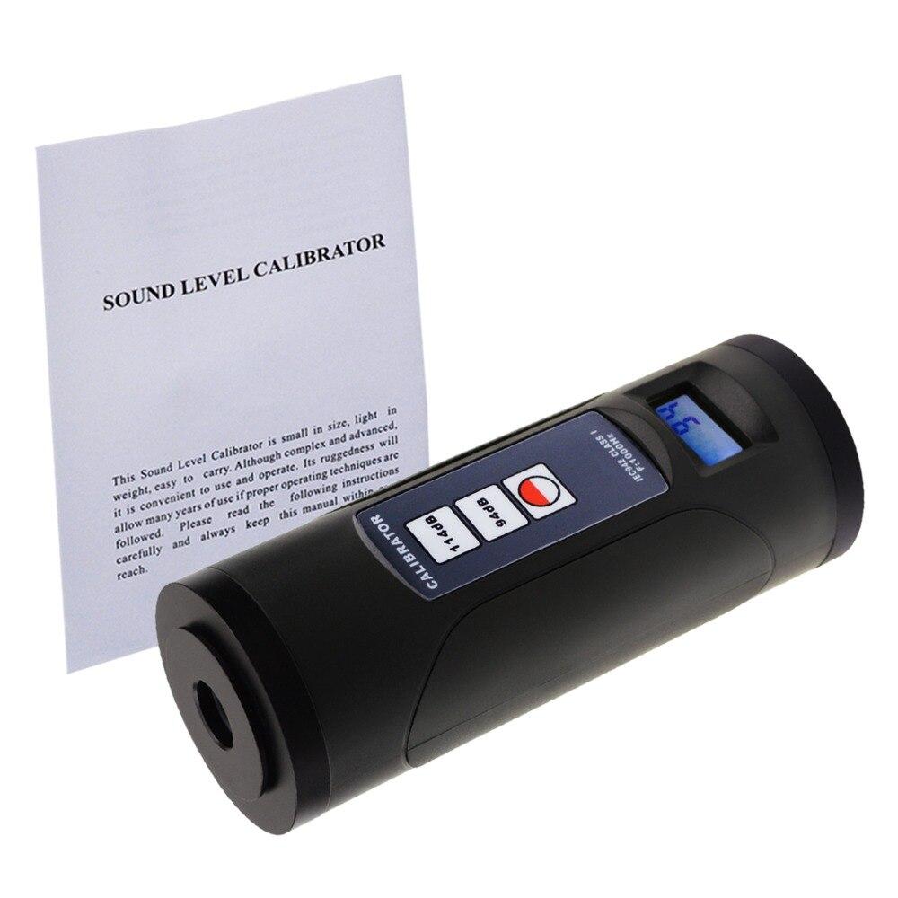 Comprare ND9B Digital Sound Level Meter Calibratore