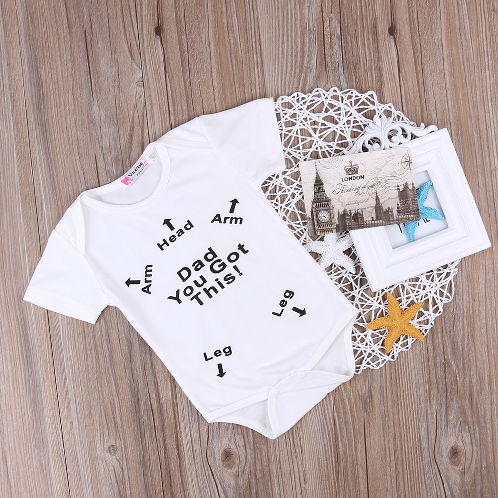 This Mermaid Needs Some Vitamin Baby Boys Girls Jumpsuit Overall Romper Bodysuit Summer Clothes Black