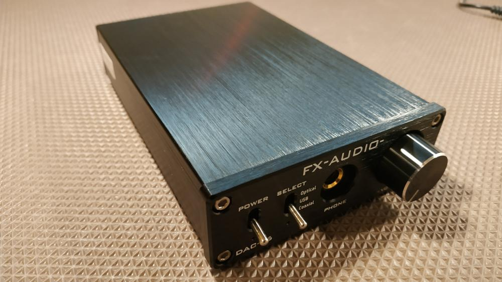 2018 FX-Audio DAC-X6 HiFi 2.0 Digital Audio DAC Decoder Input USB/Optical/Coaxial RCA/Headphone Output DC12V/1.5A Power Adapter