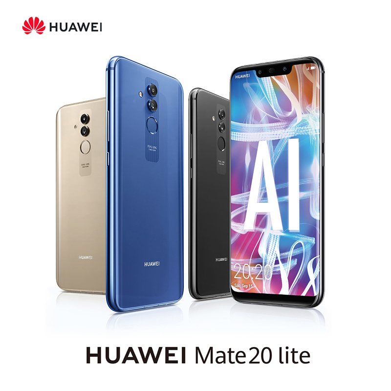 Smartphone Huawei Mate 20 Lite communauta 6,3