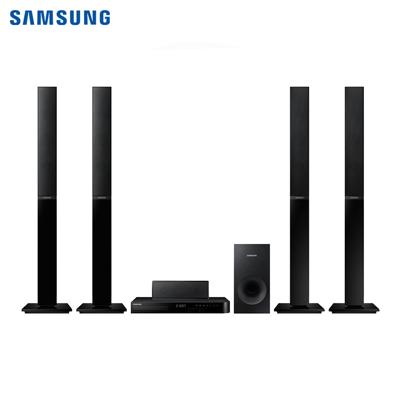 3D Blu-ray home theater Samsung HT-J4550K/RU x9 lcd projector 1000 lumens hdmi home theater support 1080p