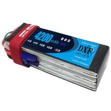 Dxf 6s 222 в 4200 ма/ч 100c Макс 200c lipo для радиоуправляемых