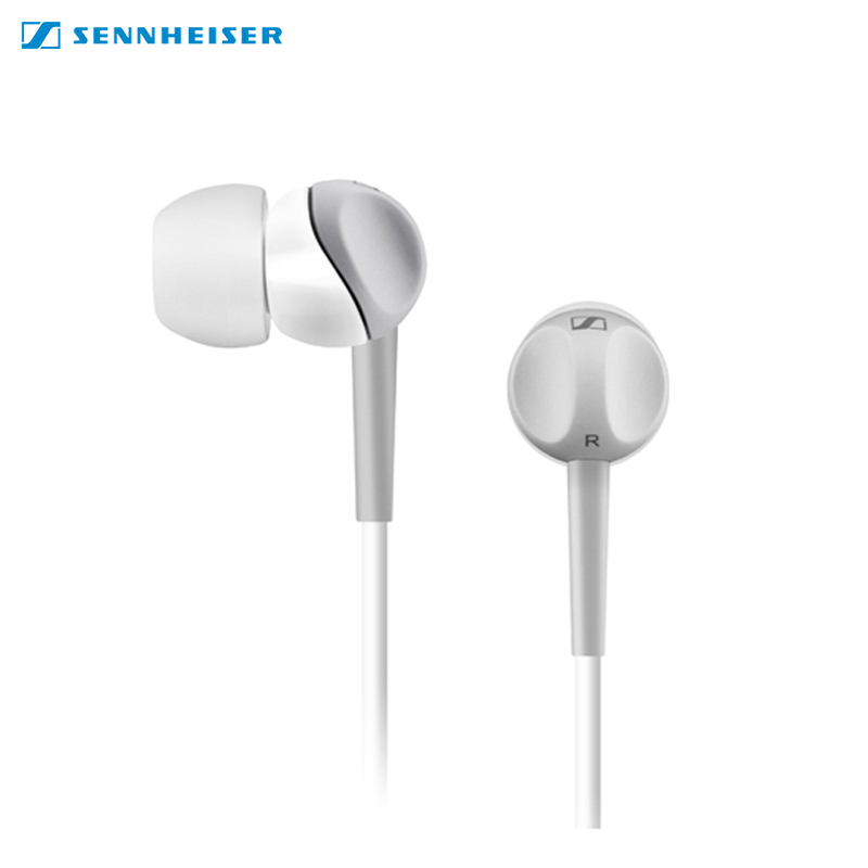 Earphones Sennheiser CX200 Street II for phone earphones for compute in-ear sowak s1 sports earphones wireless bluetooth 4 1 headphones aptx hifi 3d stereo earphones with mic sports ear hook for phone