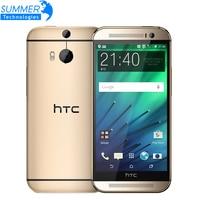 원래 잠금 해제 HTC 한 M8 휴대 전화 5 ''쿼드 코어 16 기가바이트 32 기가바이트 ROM WCDMA 4 그램 LTE 3 카메라 스마트