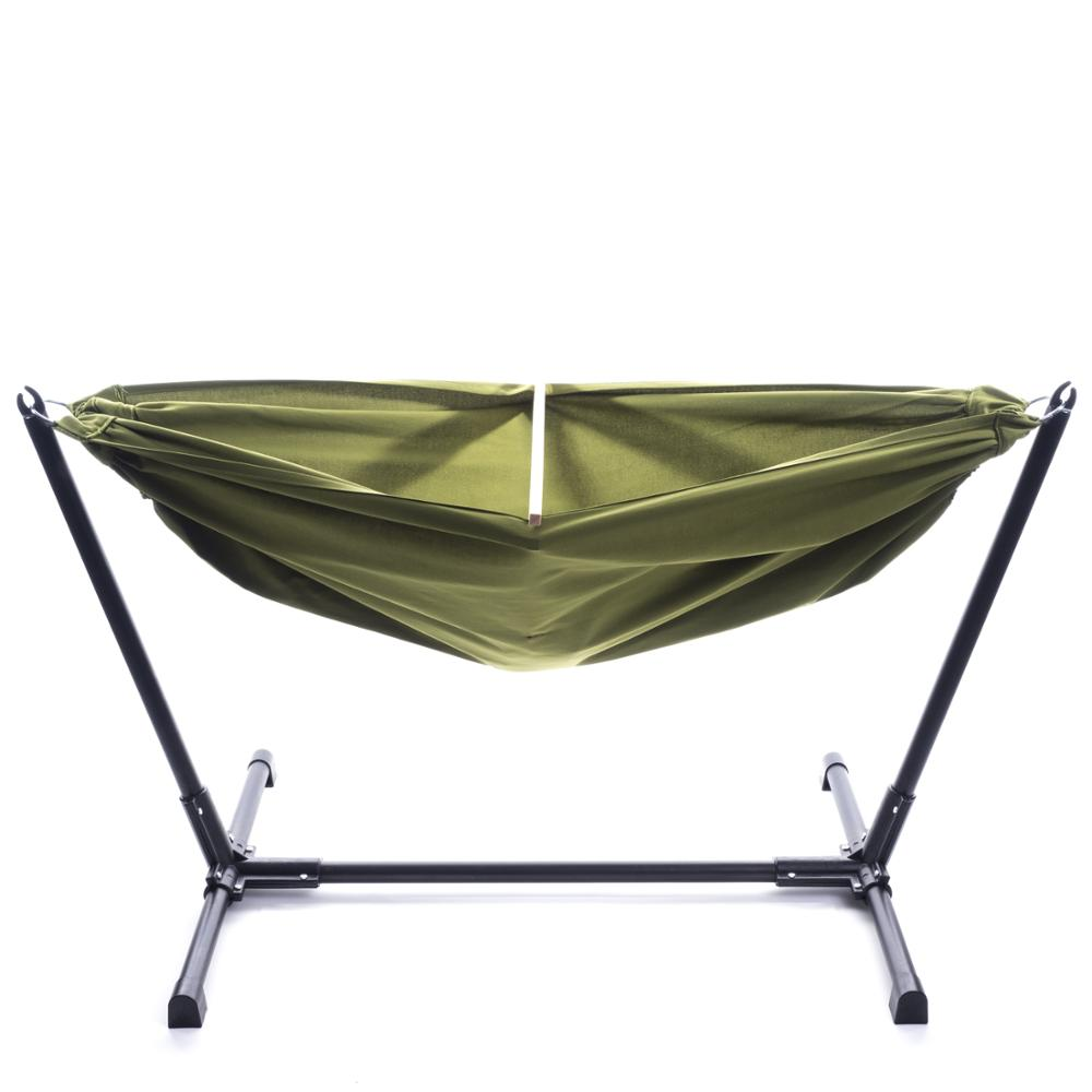 Nature Baby And Infant Bassinet Bedding Hammock For Indoor Or Outdoor Svava Gondola Baby Hammock With Metal Stand