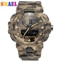 2018 New Top Brand Casual Watch Men G Style Waterproof Sports Military Watches S Shock Men's Luxury Analog Digital Quartz Watch