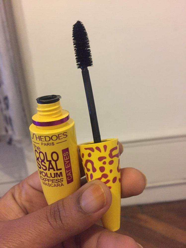 Makeup Cosmetic Length Extension Long Curling Eyelash Black Mascara Eyelash Lengthener Makeup Maquiagem Rimel Mascara
