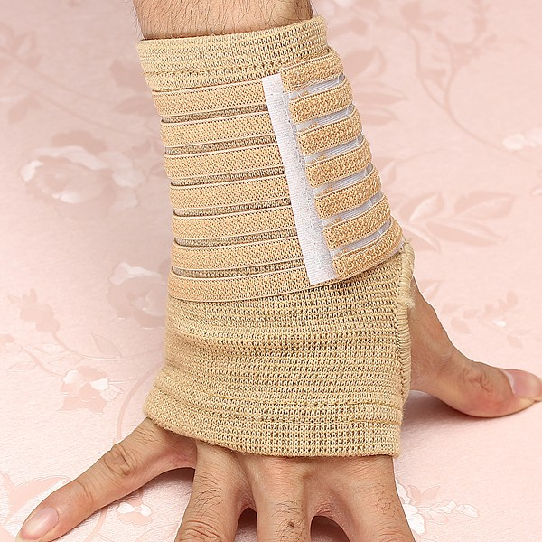 Elastic for Palm Wrap Hand Brace Support Wrist Sleeve Bands Gym Sports Traning Guard