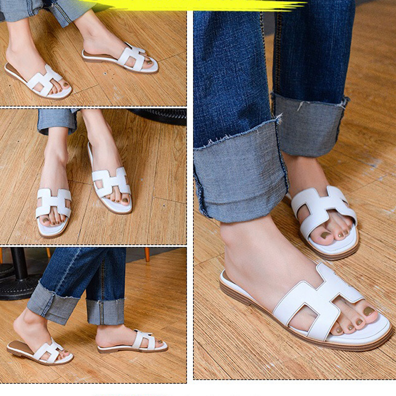 BANGNIFAMILY luxury shoes woman 2018 new sandalias mujer high quality slippers beach sandals summer women flats shoes woman instantarts women flats emoji face smile pattern summer air mesh beach flat shoes for youth girls mujer casual light sneakers