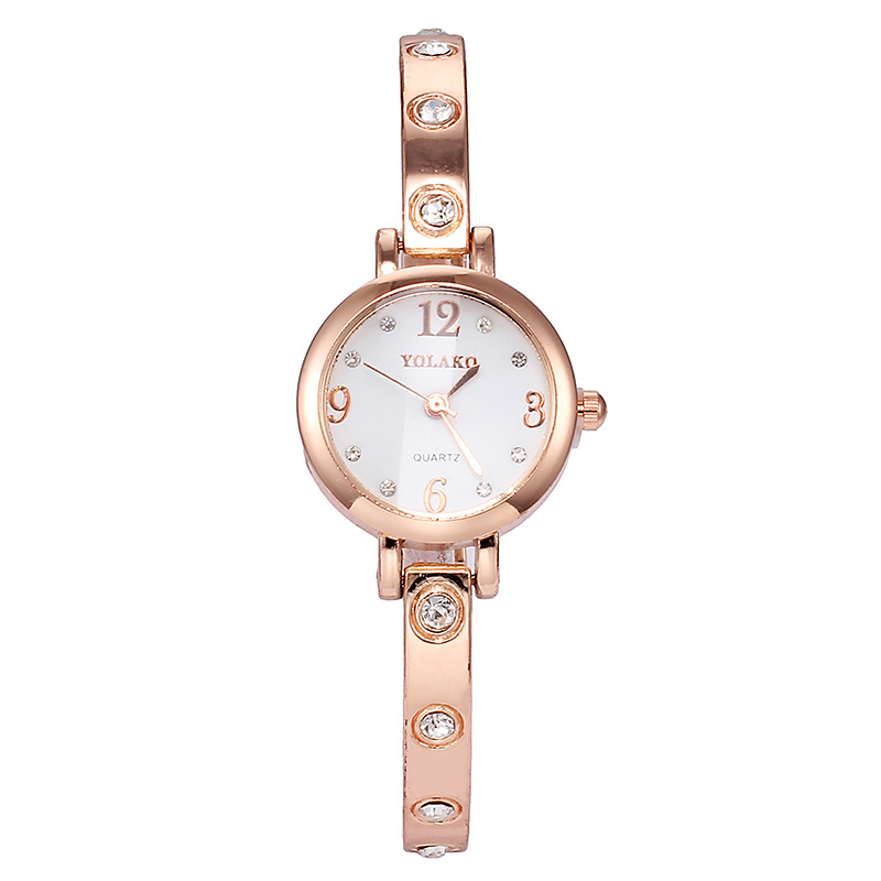fashion women watch with diamond gold watch ladies luxury br