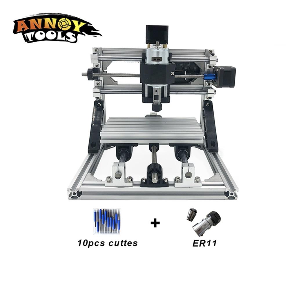 1610 CNC laser cutter laser engraving machine 0.5W-15W CNC router , CNC Milling Machine,Wood Carving , laser metal engraving цена