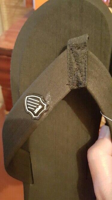 KESMALL Новое поступление Лето Для мужчин Вьетнамки Высокое качество пляжные сандалии без скольжения Мужской Тапочки мужская обувь повседневная обувь A10