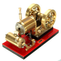 SH 02 Stirling Engine Model Educational Discovery Toy Kits Educational Toy Gift For Children Kits