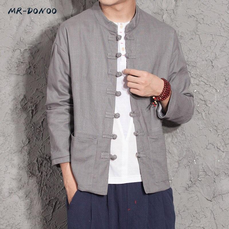 2018 Fashion Winter Jacket For Men Blue Color Fleece Cotton Warm Hip Hop Denim Jacket Men