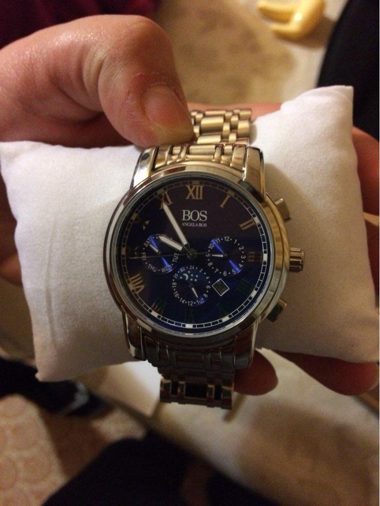 e75eed2a443a Часы очень хорошие, доставка быстрая. Большое спасибо продавцу. В подарок  женские часы, отдельное спасибо за это. Муж в восторге!