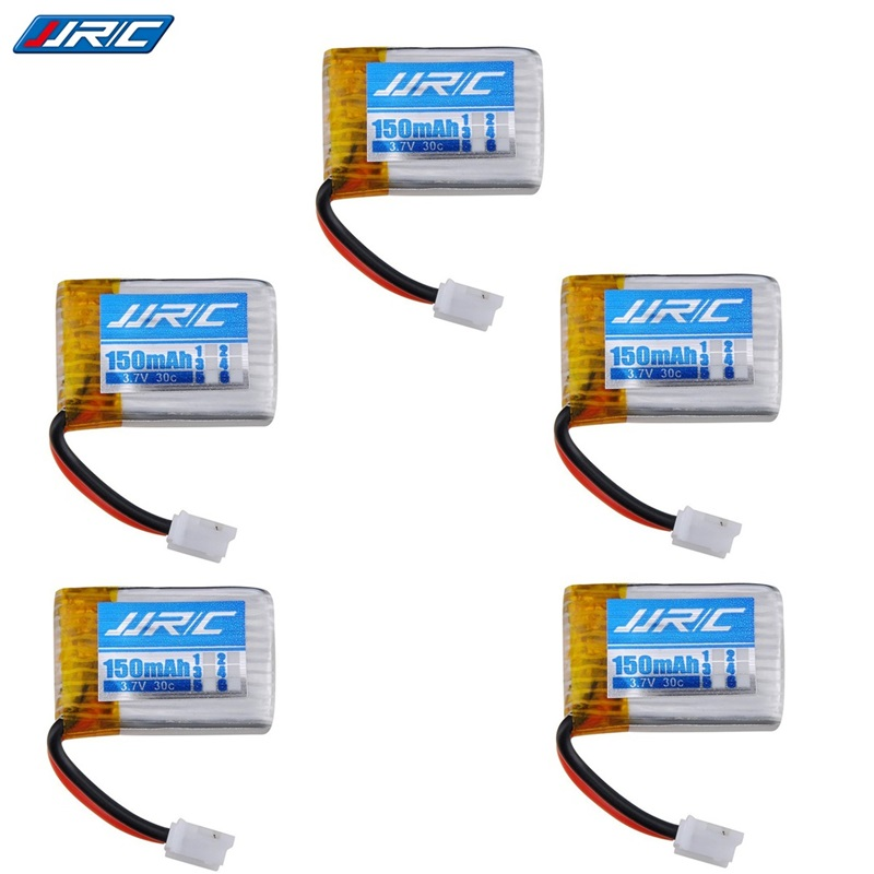 JJRC H36 3.7v <font><b>150mah</b></font> 30C For JJRC E010 E010C E011 E013 F36 NH010 <font><b>Battery</b></font> RC Quadcopter Spare parts <font><b>150mah</b></font> <font><b>3.7</b></font> <font><b>v</b></font> LIPO <font><b>Battery</b></font> image