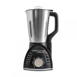 Cecotec Cecomix Compact Robot de Cocina, Multifuncion, Negro