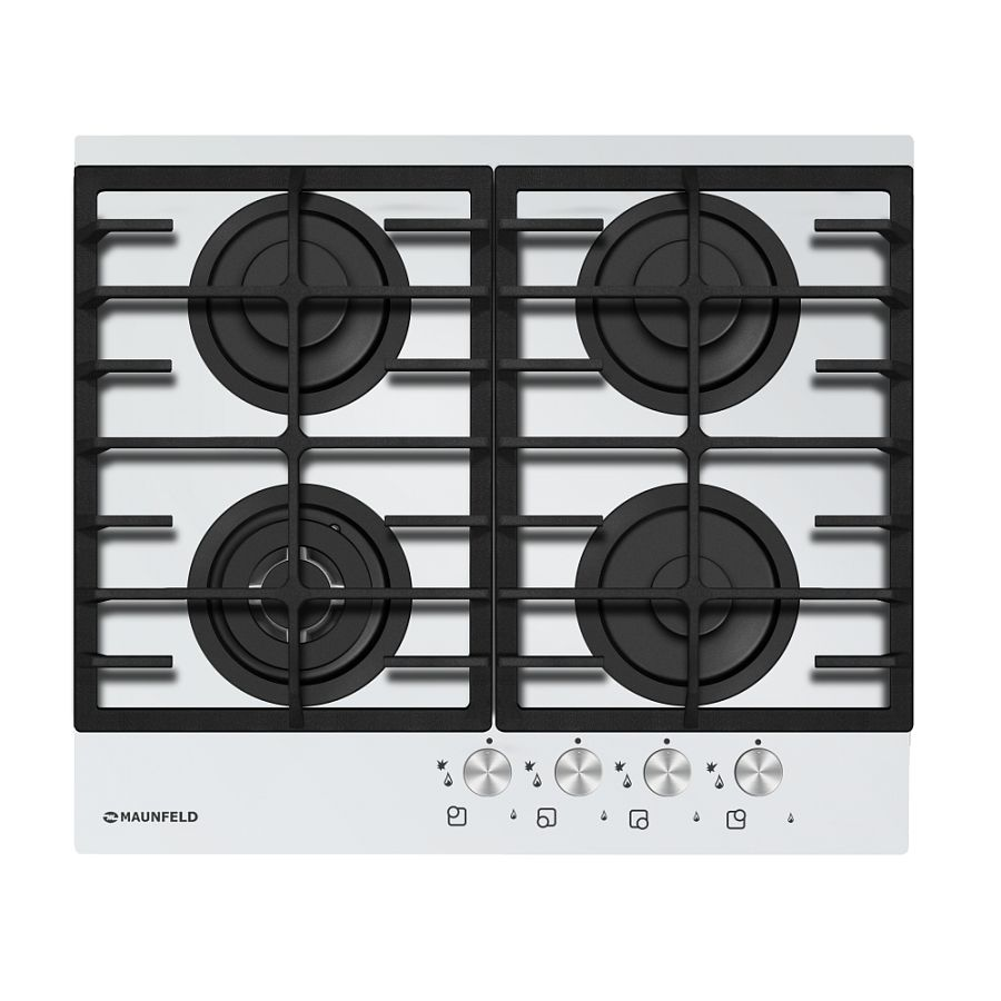 Cooking panel MAUNFELD MGHG 64 17 W White все цены