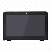 цена на 11.6 LED LCD Screen Touch Display Glass Panel for HP Pavilion X360 M1-U001DX 11-U112TU 11-U027TU