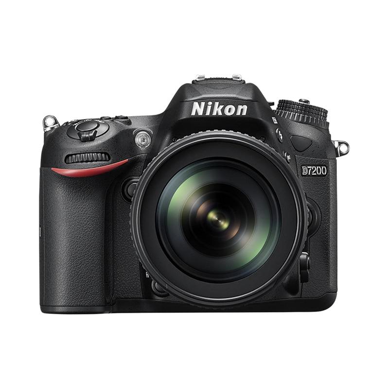 DSLR Cameras Nikon D7200