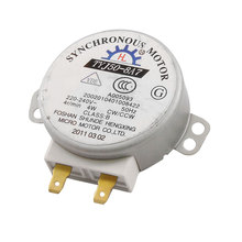 UXCELL Ac 220-240V 4W 4Rpm Micro Synchronous Motor For Microwave Oven cw ccw 4 w 5 rpm synchronous motor ac 220 v 240 v microwave oven turntable motor synchronous