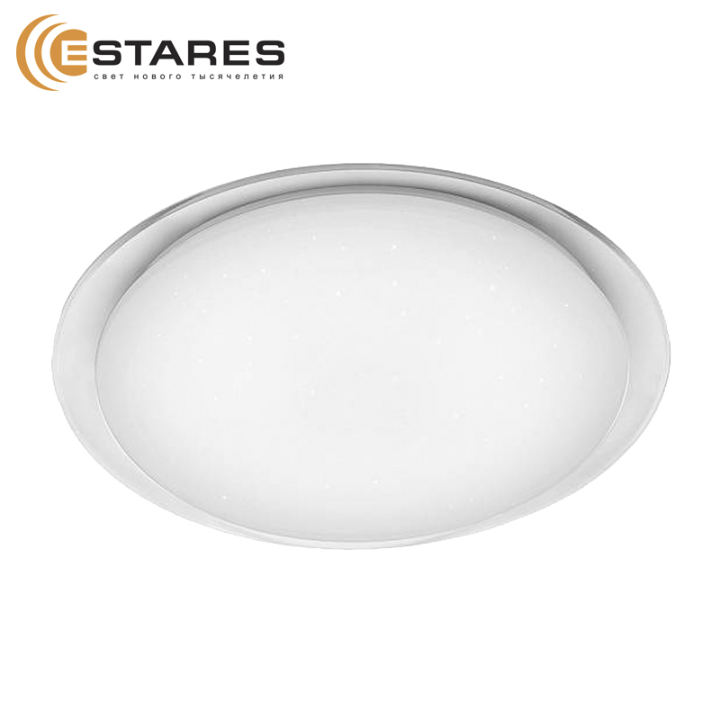 ESTARES Saturno nuevo cambio de Color moderno luces de techo LED Control remoto inteligente 60 w