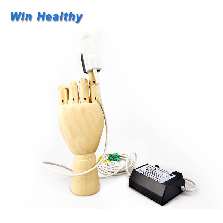 BMC CPAP SpO2 kit salud y belleza Casas inteligentes cuidado de la salud conectar con el dedo Monitores saturación de oxígeno mini oxímetro de pulso