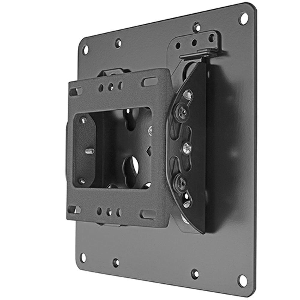 Chief Small Flat Panel Tilt Wall Mount Bracket - Black chief cms012018 black extension adjust column 12 18
