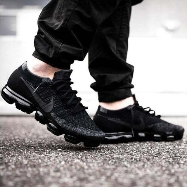 NIKE Air VaporMax Original New Arrival Mens Running Shoes Mesh Breathable Massage Outdoor Support Sports Sneakers For Men Shoes 5
