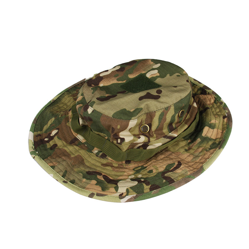 On Promotion Male Hat Summer Men's Camouflage Tactical Hat Army Bionic  Cap GZ29-0009