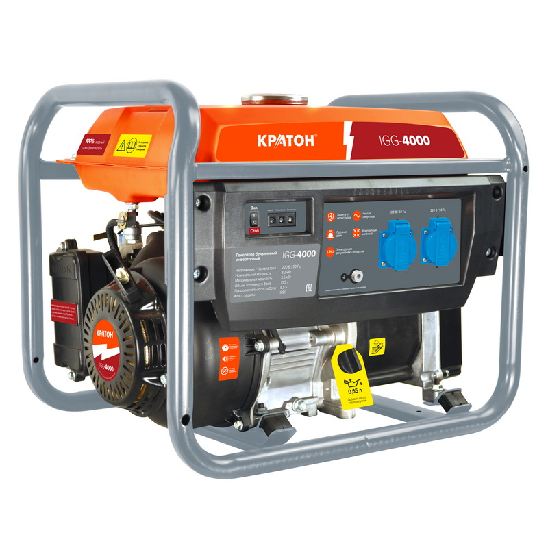 Generator gasoline inverter KRATON IGG-4000 gtr17 generator control automatic start generator controller gtr 17