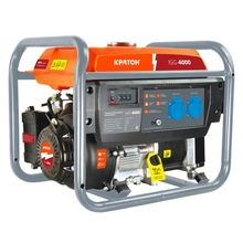 Генератор бензиновый инверторный КРАТОН IGG-4000