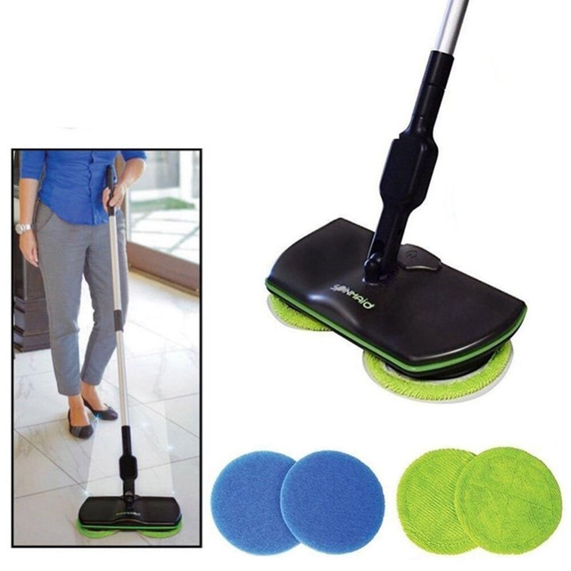 Drop shpping Mop Magic/Microfiber Spray Spin Broom 360 Mop Cleaning Easy Rotating Mop Dust Mop