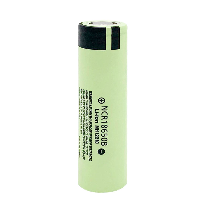 100% New Original NCR18650B <font><b>3.7</b></font> <font><b>v</b></font> 3400 mah 18650 Lithium Rechargeable Battery For Flashlight batteries image
