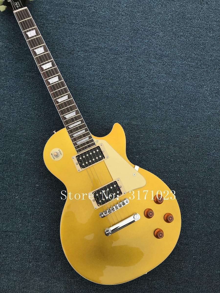 Electric guitar Wholesale new gib standard 1956/1957 gold top guitar/oem lp guitar /guitar in china гитара oem guitar tobocco ems oem